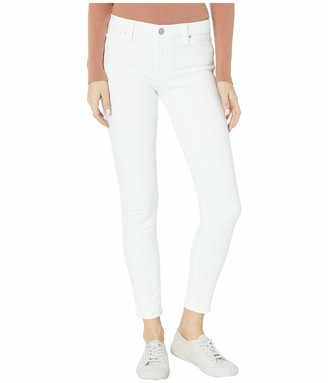 Hudson Women's Nico Mid Rise Super Skinny Fit Ankle Jean