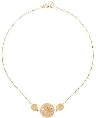 Anissa Kermiche 18k yellow gold Louisette necklace