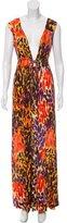 Diane von Furstenberg Printed Swim Dress