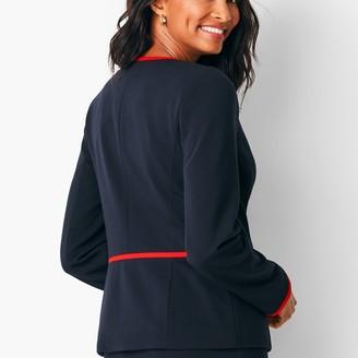 Talbots Italian Luxe Knit Jacket