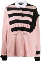 Preen Line Giselle polo sweatshirt