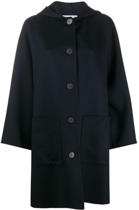 Loewe Wool Oversized Workwear Coat