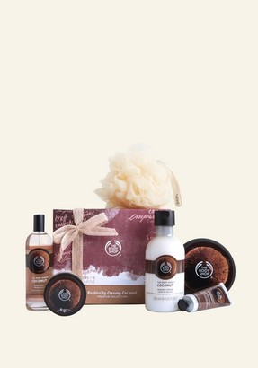 The Body Shop Exotically Creamy Coconut Premium Collection