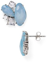 Nadri Chalcedony Cluster Earrings - 100% Exclusive