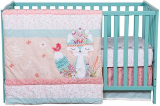 Trend Lab Wild Forever 3-pc. Crib Bedding Set