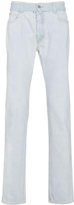 Maison Margiela Super bleach slim jeans