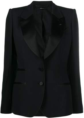 Tom Ford satin lapel blazer