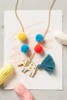 Anthropologie Playdate Necklace