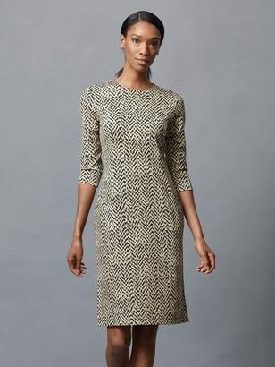 J.Mclaughlin Catalyst Dress in Perkins Tweed