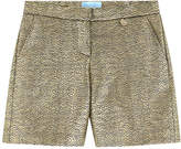 Lanvin Wool jacquard knit shorts