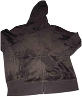 Juicy Couture Grey Cotton Jacket for Women