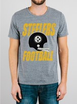 Junk Food Clothing Nfl Pittsburgh Steelers Tee-steel-l