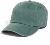American Needle Women's Washed Baseball Cap - Green