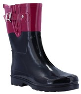Western Chief Women's Top Pop Mid Calf Rain Boots