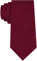 Calvin Klein Men's Crocodile Solid Tie