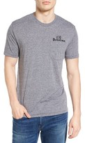 Brixton Men's Tanka Pocket Graphic T-Shirt