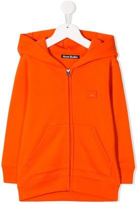 Acne Studios Mini Ferris zip hoodie