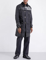 Junya Watanabe x The North Face shell jacket