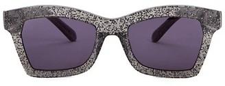 Karen Walker Blessed Galaxy 51MM Cat Eye Sunglasses