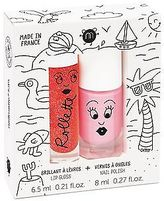 NEW Holidays Nail Polish & Lip Glass Duo Pack Girl's by Nailmatic Kids