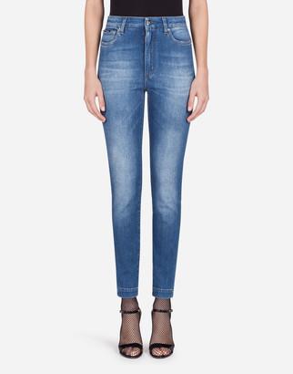 Dolce & Gabbana Denim Stretch Audrey Fit Jeans