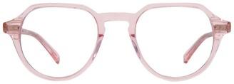 Diff Eyewear Jazz 46mm Blue Light Blocking Glasses