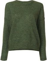 Etoile Isabel Marant Difton sweater - women - Acrylic/Polyamide/Mohair/Alpaca - 34