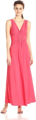 Star Vixen Women's Sleeveless O-Ring Maxi
