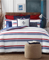 Tommy Hilfiger Edgartown Stripe Full/Queen Comforter Set