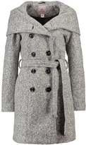 Anna Field Classic coat grey/offwhite