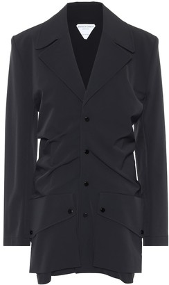 Bottega Veneta Technical-gabardine jacket