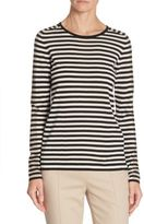 Akris Punto Striped Knit Pullover