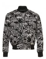 Kenzo Bomber Jacket With Embroideries