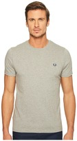 Fred Perry Textured Stripe T-Shirt