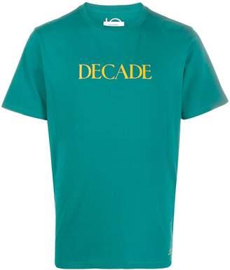 Saturdays NYC Decade print T-shirt