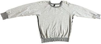 Unravel Grey Cotton Knitwear
