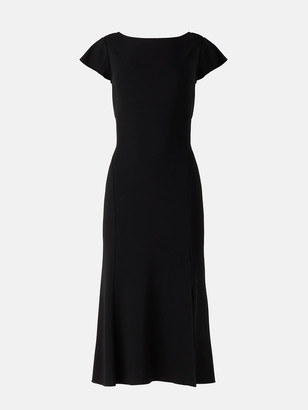 Diane von Furstenberg Lourdes Stretch-Crepe Dress