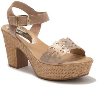 Cordani Florette Platform Heeled Sandal