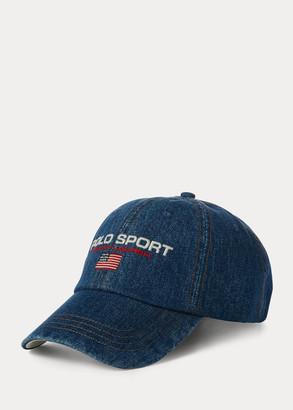 Ralph Lauren Limited-Edition Denim Cap