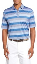 Paul & Shark Men's Stripe Cotton Polo