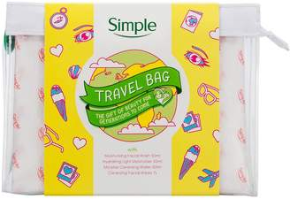 Simple Travel Kit Gift Set