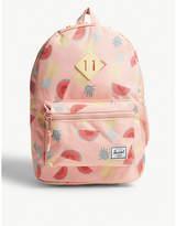 Herschel Heritage fruit-print backpack