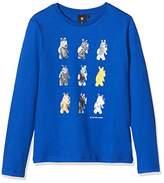 G-STAR RAW Boys Sp10025 Ls Tee Longsleeve T Shirt