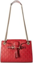 Gucci Cross Body Bag-Red