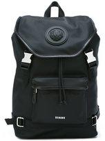 Versus buckled backpack