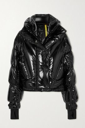 MONCLER GENIUS Giubbotto Quilted Down Ski Jacket - Black