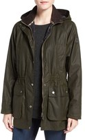 Barbour Women's Brae Waxed Cotton Parka