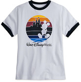 Disney Mickey Mouse Silhouette Tee for Adults - Walt World - Ringer