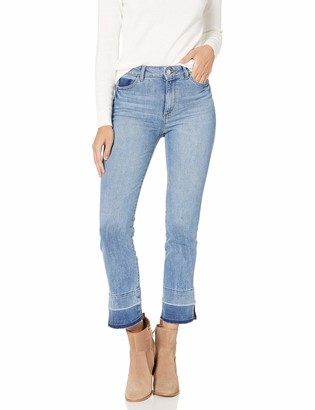 DL1961 Women's Mara Instasculpt High Rise Straight Leg Ankle Jean