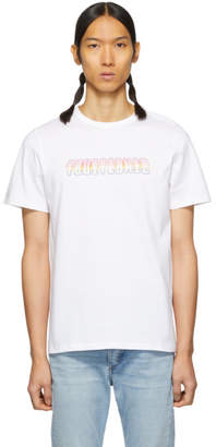 A.P.C. White Touitronic T-Shirt